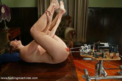 Photo number 10 from Kat shot for Fucking Machines on Kink.com. Featuring Kat in hardcore BDSM & Fetish porn.