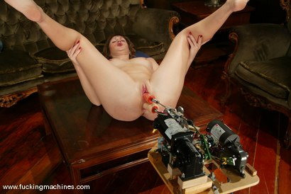 Photo number 12 from Kat shot for Fucking Machines on Kink.com. Featuring Kat in hardcore BDSM & Fetish porn.