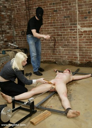 Photo number 8 from Lorelei Lee shot for Hogtied on Kink.com. Featuring Lorelei Lee in hardcore BDSM & Fetish porn.