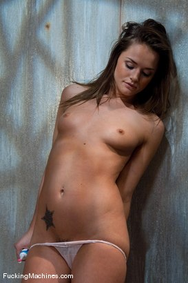 Photo number 4 from Back in Black <br> part 1 of 5 of the Live Show shot for Fucking Machines on Kink.com. Featuring Tori Black in hardcore BDSM & Fetish porn.