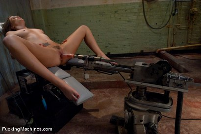 Photo number 7 from Back in Black <br> part 1 of 5 of the Live Show shot for Fucking Machines on Kink.com. Featuring Tori Black in hardcore BDSM & Fetish porn.