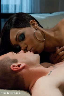 Photo number 1 from The Boss is No Match  shot for TS Seduction on Kink.com. Featuring Sexy Jade and John Jammen in hardcore BDSM & Fetish porn.