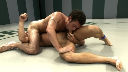 Photo number 8 from DJ vs. Shane Frost shot for Naked Kombat on Kink.com. Featuring Shane Frost and DJ in hardcore BDSM & Fetish porn.