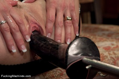 Photo number 13 from Veronica Avluv <br> Squirting MILF part 1 of 5 shot for Fucking Machines on Kink.com. Featuring Veronica Avluv in hardcore BDSM & Fetish porn.
