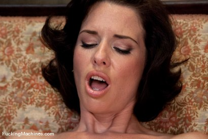 Photo number 11 from Veronica Avluv <br> Squirting MILF part 1 of 5 shot for Fucking Machines on Kink.com. Featuring Veronica Avluv in hardcore BDSM & Fetish porn.