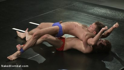 Photo number 1 from Tucker Scott vs. Zach Alexander shot for Naked Kombat on Kink.com. Featuring Tucker Scott and Zach Alexander in hardcore BDSM & Fetish porn.