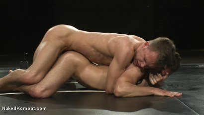 Photo number 10 from Tucker Scott vs. Zach Alexander shot for Naked Kombat on Kink.com. Featuring Tucker Scott and Zach Alexander in hardcore BDSM & Fetish porn.