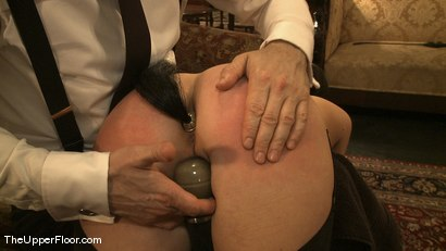 Photo number 3 from Service Session: Maintaining Discipline shot for The Upper Floor on Kink.com. Featuring Cherry Torn in hardcore BDSM & Fetish porn.