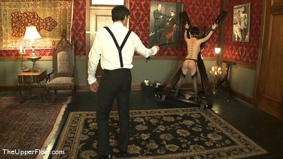 Photo number 6 from Service Session: Maintaining Discipline shot for The Upper Floor on Kink.com. Featuring Cherry Torn in hardcore BDSM & Fetish porn.