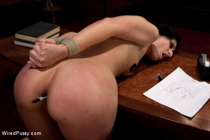 Photo number 14 from Office Take Down shot for Wired Pussy on Kink.com. Featuring Felony, Isis Love and Luscious Lopez in hardcore BDSM & Fetish porn.
