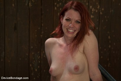 Photo number 15 from Bent backwards and made to cum over and over and over<br> with no hope of escape. shot for Device Bondage on Kink.com. Featuring Lilla Katt in hardcore BDSM & Fetish porn.