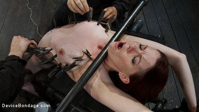 Photo number 9 from Love your cane marks. shot for Device Bondage on Kink.com. Featuring Lilla Katt in hardcore BDSM & Fetish porn.