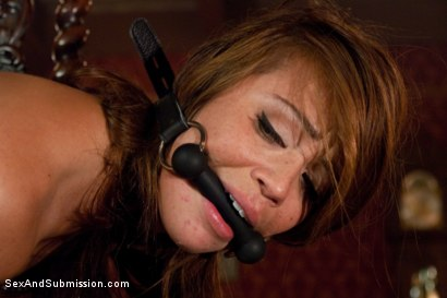 Photo number 11 from Purchased For Pleasure shot for Sex And Submission on Kink.com. Featuring Steve Holmes and Mia Lelani in hardcore BDSM & Fetish porn.