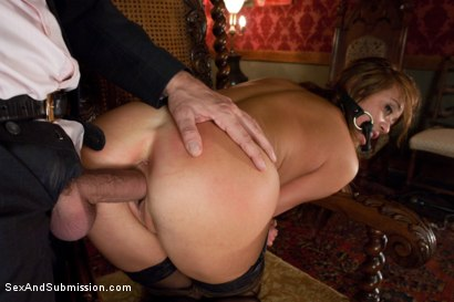 Photo number 9 from Purchased For Pleasure shot for Sex And Submission on Kink.com. Featuring Steve Holmes and Mia Lelani in hardcore BDSM & Fetish porn.