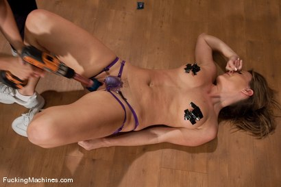 Photo number 12 from Bonus Update - Harmony Rose  shot for Fucking Machines on Kink.com. Featuring Harmony in hardcore BDSM & Fetish porn.