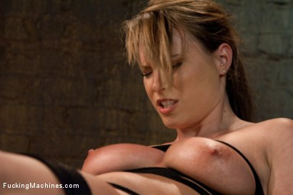 Photo number 5 from Study Hard, Play Hard shot for Fucking Machines on Kink.com. Featuring Harmony in hardcore BDSM & Fetish porn.