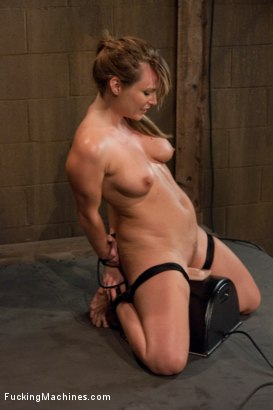 Photo number 13 from Study Hard, Play Hard shot for Fucking Machines on Kink.com. Featuring Harmony in hardcore BDSM & Fetish porn.