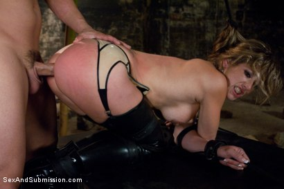 Photo number 9 from The Submission of Felony shot for Sex And Submission on Kink.com. Featuring Derrick Pierce and Felony in hardcore BDSM & Fetish porn.