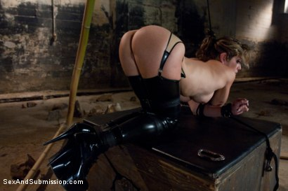 Photo number 7 from The Submission of Felony shot for Sex And Submission on Kink.com. Featuring Derrick Pierce and Felony in hardcore BDSM & Fetish porn.