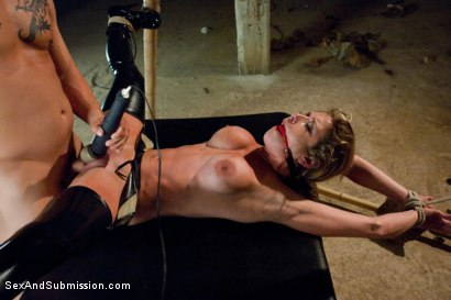 Photo number 13 from The Submission of Felony shot for Sex And Submission on Kink.com. Featuring Derrick Pierce and Felony in hardcore BDSM & Fetish porn.