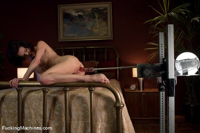Photo number 3 from Part 4 of 5 <br> The MILF Squirter shot for Fucking Machines on Kink.com. Featuring Veronica Avluv in hardcore BDSM & Fetish porn.