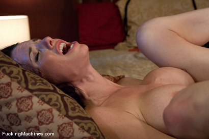 Photo number 13 from Part 4 of 5 <br> The MILF Squirter shot for Fucking Machines on Kink.com. Featuring Veronica Avluv in hardcore BDSM & Fetish porn.