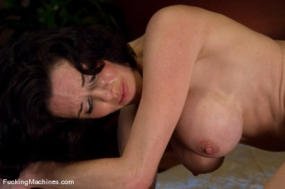 Photo number 6 from Part 4 of 5 <br> The MILF Squirter shot for Fucking Machines on Kink.com. Featuring Veronica Avluv in hardcore BDSM & Fetish porn.