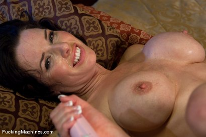 Photo number 15 from Part 4 of 5 <br> The MILF Squirter shot for Fucking Machines on Kink.com. Featuring Veronica Avluv in hardcore BDSM & Fetish porn.