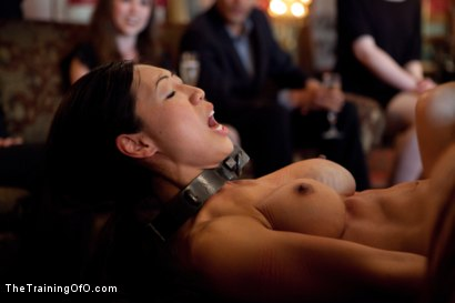 Photo number 3 from The Training of Tia Ling, Day Four shot for The Training Of O on Kink.com. Featuring Tia Ling in hardcore BDSM & Fetish porn.