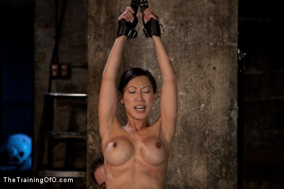 Photo number 8 from The Training of Tia Ling, Day Three shot for The Training Of O on Kink.com. Featuring Tia Ling and Wolf Hudson in hardcore BDSM & Fetish porn.