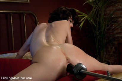Photo number 8 from Veronica Avluv <br> part 2 of 5 The MILF squirts and squirts shot for Fucking Machines on Kink.com. Featuring Veronica Avluv in hardcore BDSM & Fetish porn.