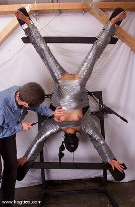 Photo number 14 from Talia Monet shot for Hogtied on Kink.com. Featuring Talia Monet in hardcore BDSM & Fetish porn.