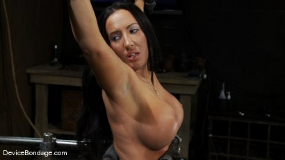 Photo number 5 from Richelle Ryan   Is that Snooky? shot for Device Bondage on Kink.com. Featuring Richelle Ryan in hardcore BDSM & Fetish porn.