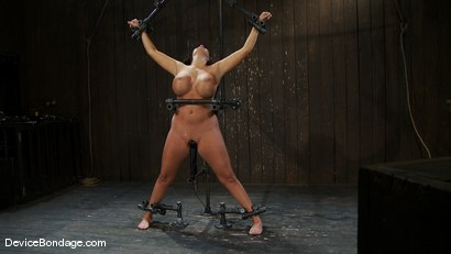 Photo number 10 from Richelle Ryan<br>Is that Snooky? shot for Device Bondage on Kink.com. Featuring Richelle Ryan in hardcore BDSM & Fetish porn.