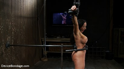 Photo number 14 from Richelle Ryan<br>Is that Snooky? shot for Device Bondage on Kink.com. Featuring Richelle Ryan in hardcore BDSM & Fetish porn.