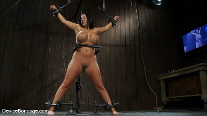 Photo number 4 from Richelle Ryan<br>Is that Snooky? shot for Device Bondage on Kink.com. Featuring Richelle Ryan in hardcore BDSM & Fetish porn.