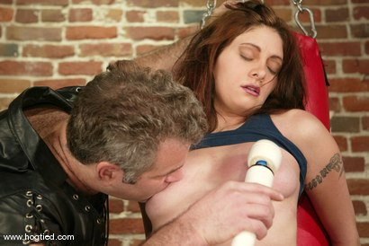Photo number 3 from Torque and Carly shot for Hogtied on Kink.com. Featuring Torque and Carly in hardcore BDSM & Fetish porn.