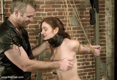 Photo number 15 from Torque and Carly shot for Hogtied on Kink.com. Featuring Torque and Carly in hardcore BDSM & Fetish porn.