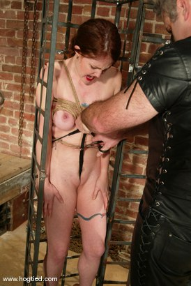 Photo number 7 from Dusty and Torque shot for Hogtied on Kink.com. Featuring Torque and Dusty in hardcore BDSM & Fetish porn.