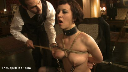 Photo number 14 from A Whip Dance for Master Acworth shot for The Upper Floor on Kink.com. Featuring Cherry Torn and Bella Rossi in hardcore BDSM & Fetish porn.