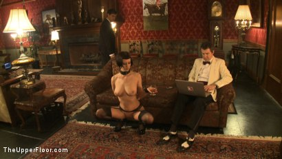 Photo number 2 from A Whip Dance for Master Acworth shot for The Upper Floor on Kink.com. Featuring Cherry Torn and Bella Rossi in hardcore BDSM & Fetish porn.