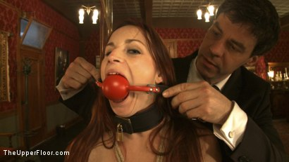 Photo number 13 from A Whip Dance for Master Acworth shot for The Upper Floor on Kink.com. Featuring Cherry Torn and Bella Rossi in hardcore BDSM & Fetish porn.