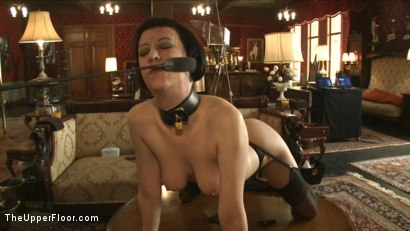 Photo number 12 from Service Session: Slut Pig shot for The Upper Floor on Kink.com. Featuring Cherry Torn in hardcore BDSM & Fetish porn.