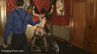 Photo number 13 from Service Session: Slut Pig shot for The Upper Floor on Kink.com. Featuring Cherry Torn in hardcore BDSM & Fetish porn.
