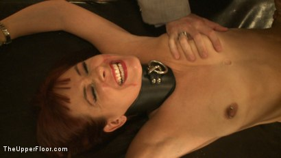 Photo number 12 from Art Unveiled shot for The Upper Floor on Kink.com. Featuring Cherry Torn and Bella Rossi in hardcore BDSM & Fetish porn.