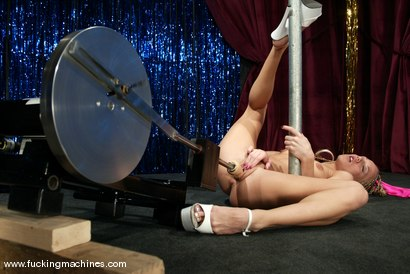 Photo number 3 from Kylie Wilde shot for Fucking Machines on Kink.com. Featuring Kylie Wilde in hardcore BDSM & Fetish porn.