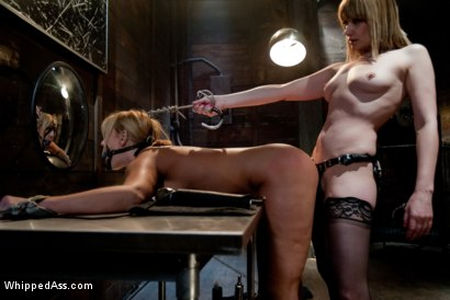 Photo number 11 from Big Tits, Big Ass, Big Orgasms shot for Whipped Ass on Kink.com. Featuring Mellanie Monroe and Maitresse Madeline Marlowe in hardcore BDSM & Fetish porn.