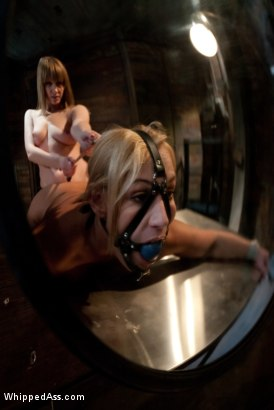 Photo number 15 from Big Tits, Big Ass, Big Orgasms shot for Whipped Ass on Kink.com. Featuring Mellanie Monroe and Maitresse Madeline Marlowe in hardcore BDSM & Fetish porn.
