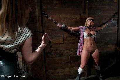 Photo number 3 from Big Tits, Big Ass, Big Orgasms shot for Whipped Ass on Kink.com. Featuring Mellanie Monroe and Maitresse Madeline Marlowe in hardcore BDSM & Fetish porn.