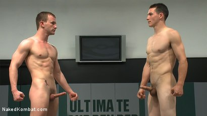 Photo number 15 from Cameron Adams vs Martin Lorenzo shot for Naked Kombat on Kink.com. Featuring Martin Lorenzo and Cameron Adams in hardcore BDSM & Fetish porn.